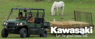 The Kawasaki Mule goes 'Pro'…