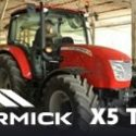 McCormick X5 Series Tractor Upgraded