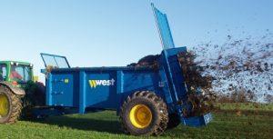 west-rear-discharge-spreader