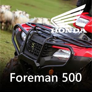 Foreman 500 ATV