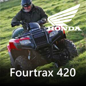 Fourtrax 420 ATV