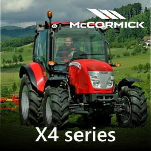 McCormick X4