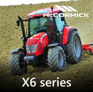 McCormick X6