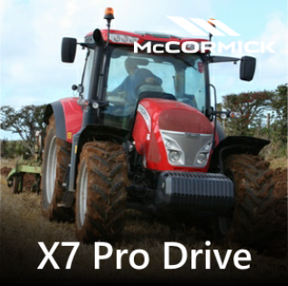 McCormick X7 Pro Drive