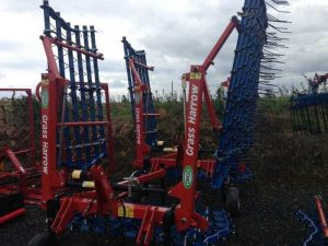 Opico 6mtr Grass Harrow