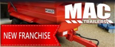 New Sales Franchise – McCauley Trailers