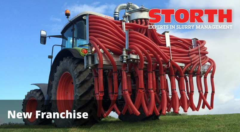 New Sales Franchise Storth Machinery
