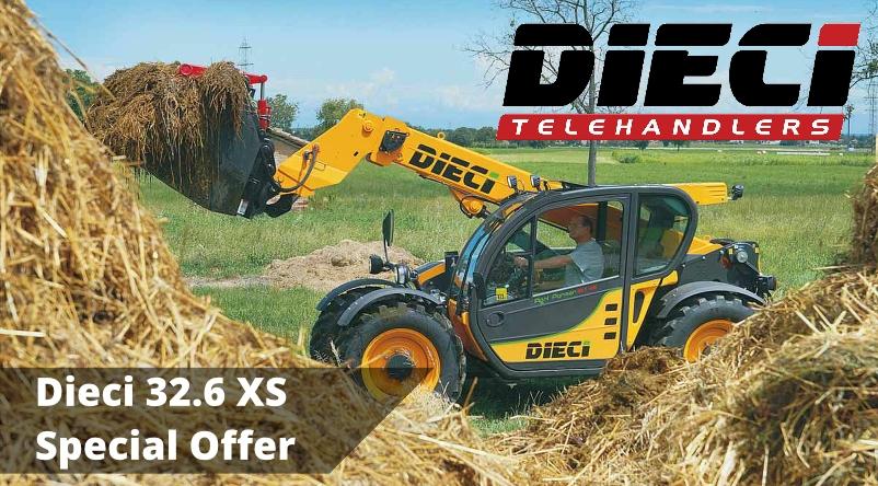 Dieci 32.6 XS Telehandler Special Offer