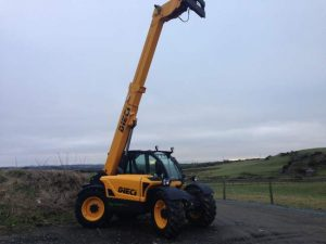 Dieci 32.6 XS Telehandler for sale at PGF Agri, Anglesey, Wales