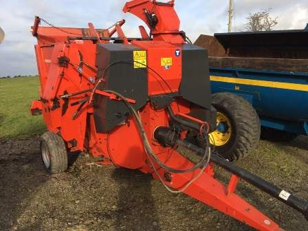 Kuhn Primor 3560 Straw Bedder for sale at PGF Agri, Anglesey, Wales