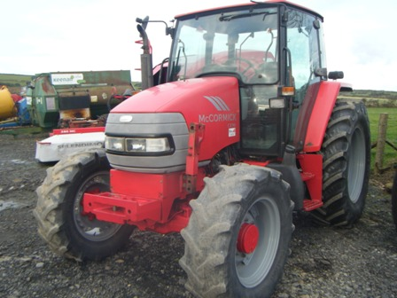 McCormick CX90LP Tractor for sale at PGF Agri, Anglesey, North Wales