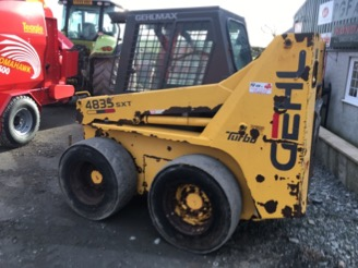 Gehl 4835SXT Skidsteer for sale at PGF Agri, Anglesey, North Wales