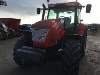 McCormick X7.660 Ex-Hire Tractor for sale at PGF Agri, Anglesey, North Wales