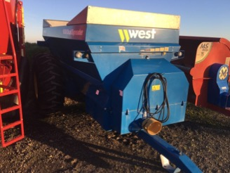 West 1600 Gallon Dual Spreader for sale at PGF Agri, Anglesey, North Wales