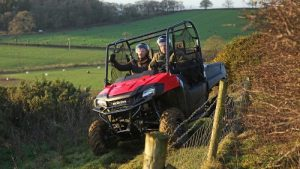 Buy the all new Honda Pioneer Utility Vehicle from PGF Agri, Anglesey, North Wales