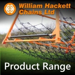 William Hackett Chain Harrows