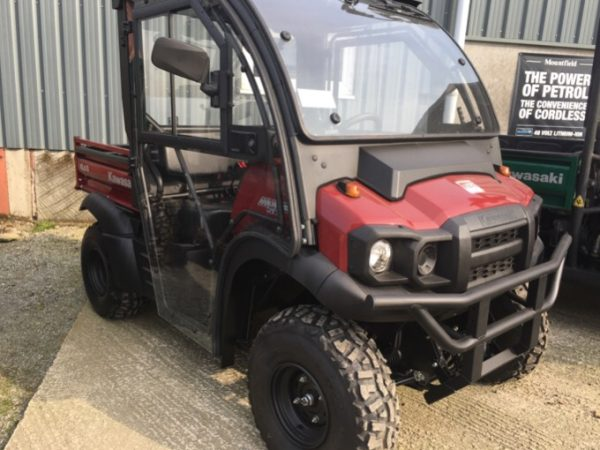 Kawasaki Mule SX Utility Vehicle for sale at PGF Agri Ltd, Anglesey, North Wales