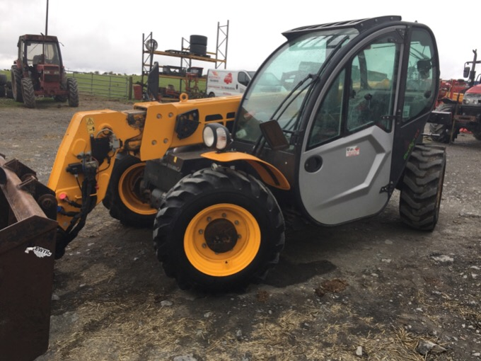 Dieci 25.6 Telehandler for sale at PGF Agri Ltd, Anglesey, North Wales