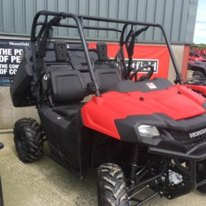 Honda Pioneer SXS 700 M2 Utility Vehicle for sale at PGF Agri, Anglesey, North Wales