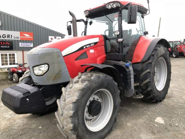 McCormick X70.40M tractor for sale at PGF Agri Ltd, Anglesey, North Wales