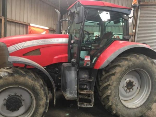 McCormick XTX145 Tractor for sale at PGF Agri Ltd, Anglesey, North Wales