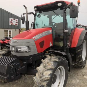 McCormick CX110 DLX Tractor for sale at PGF Agri Ltd, Anglesey, North Wales, LL71 7AG