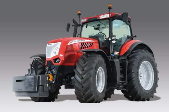 PGF Agri McCormick Tractors