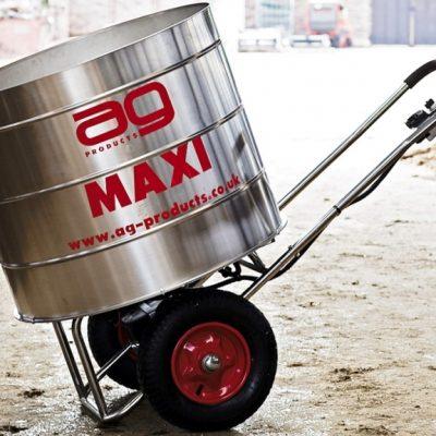 AG Maxi Saw Dust Dispenser