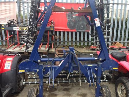 Beaconsfield BST600 Spring Tine Harrow