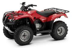 Honda Fourtrax TRX250 TE Quad Bike