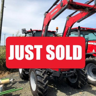 McCormick X5.40 Tractor Sold