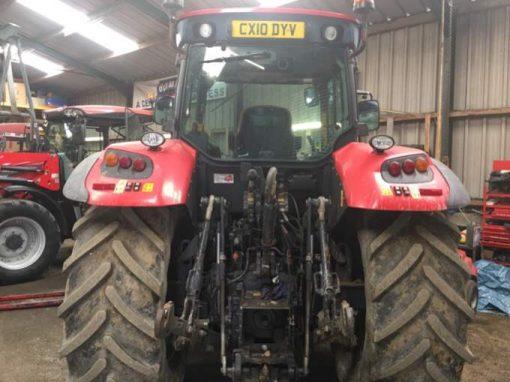 McCormick XTX145 Tractor