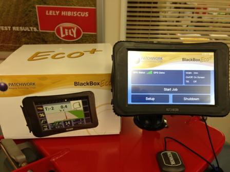 Patchwork Technology Black Box Eco+ GPS System