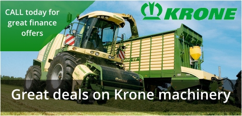 Krone Farm Machinery   PGF Agri   Anglesey   North Wales