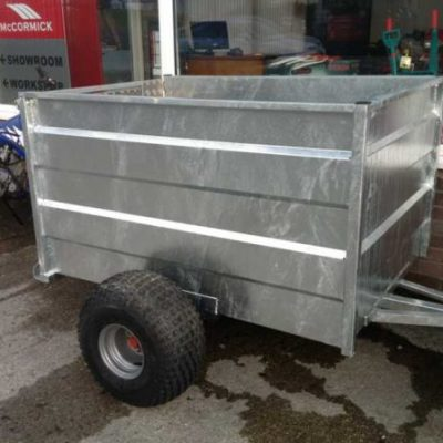 Rees Quad Bike Trailer