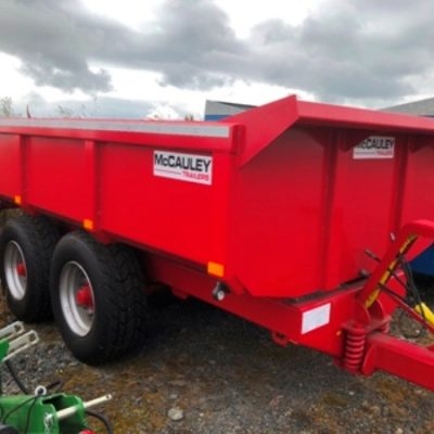 McCauley GP14 Dump Trailer