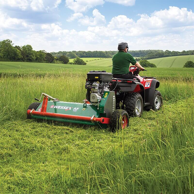 Wessex AF 120 Flail Mower | PGF Agri Ltd  | Anglesey | North Wales