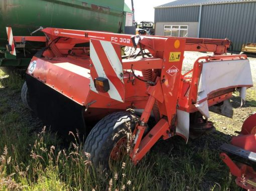 Kuhn FC 302GD Mower Conditioner for Sale