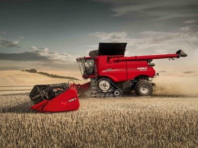 Case IH Combine Harvesters