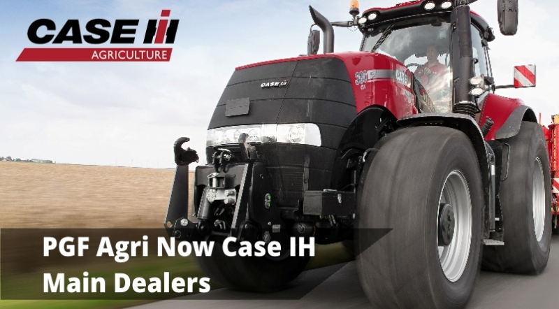 Case IH Franchise for PGF Agri Ltd