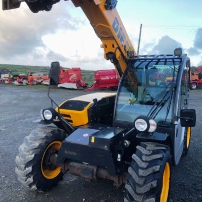 Dieci 25.6 Mini AG Telehandler for Sale UK