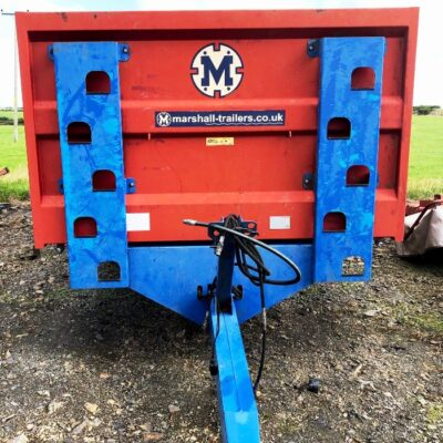 Marshall QM11 Grain Trailer for Sale