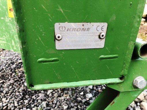 Krone Easycut R280CV Mower Conditioner for Sale