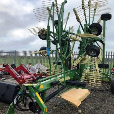 Krone TC760 Twin Rotor Rake for Sale