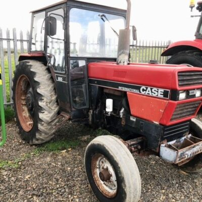 Case 885L Tractor for Sale