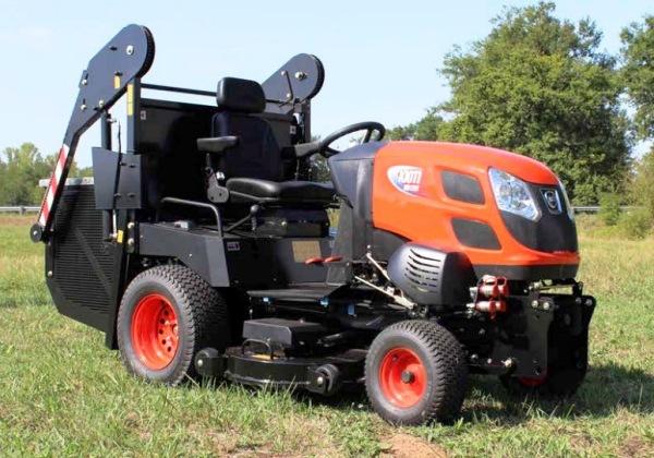 Kioti WD1260 Mower