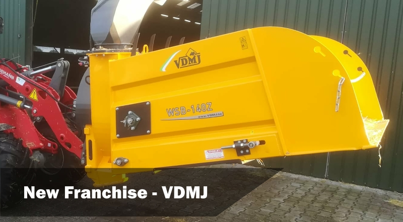 PGF Agri now Supply VDMJ Machinery