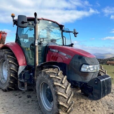 Case Pro 115U Tractor for Sale
