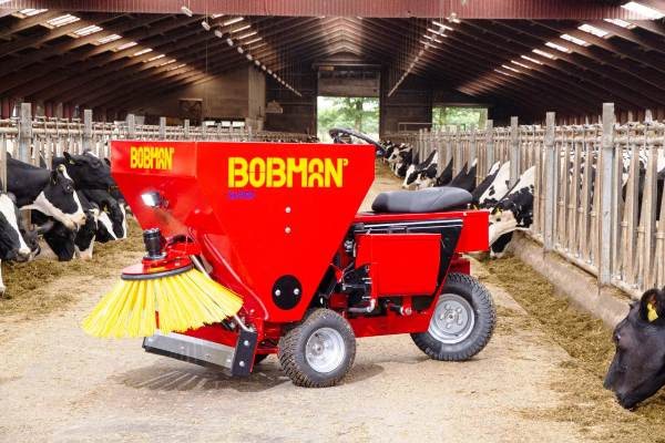 PGF Agri Are Main Dealers for Bobman In North Wales